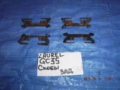 Пружина прижимная тормозной колодки задняя комплект Nissan Laurel HC35 440805L325 44080AG026