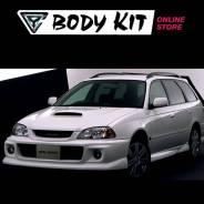 Передний бампер Activ Sport Toyota Caldina ST AT CT 210-215 рестаил