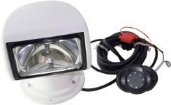 Прожектор галогеновый, белый, Д/У, 24В,100Вт