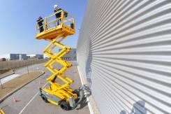 Cамоходные подъемники Haulotte рабочая высота от 6 до 41 метра