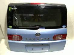 Дверь задняя Nissan Lafesta B30 MR20DE, задняя [75418]