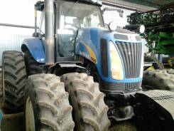 New Holland, 2007