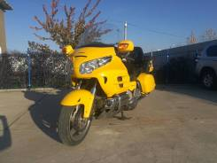 Honda Gold Wing, 2001
