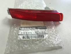 Катафот левый( отражатель ) заднего бампера Infiniti FX S51 265655C000