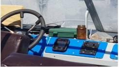 Панель для установки приборов на Амур-Д