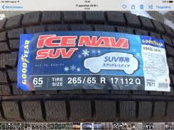 Goodyear Ice Navi SUV. Зимние, без шипов, 2019 год, новые