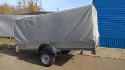 Прицеп для снегохода Б-3.4 кузов 340х150