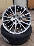 Новые 17-ые диски на Toyota Camry