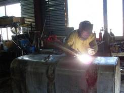 Ремонт радиаторов бензобаков ремонт литья аргон в Чите