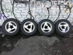 "Колеса на Jimny Goodyear Ice Navi Zea Hybrid 205/70 R15. 5.5x15"" 5x139.70 ET5"