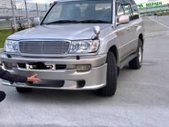 Аэродинамический обвес Toyota Land Cruiser 100, 101/Lexus LX470