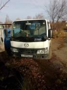 Mazda Titan. Продам бортовой грузовик Мазда Титан 2007г. в. 4вд, 2 000куб. см., 1 500кг., 4x4