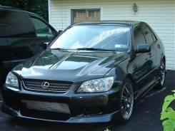 Капот Toyota Altezza, Lexus IS300 C-West