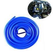 Шланг силиконовый синий 4*7мм