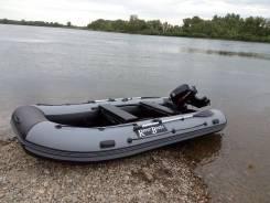 Лодка Ривер Боат 370 2017 г. в.