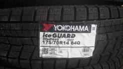 Yokohama Ice Guard IG60. Зимние, без шипов, 2018 год, новые