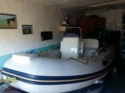 Продам лодку РИБ BRIG Falcon F400
