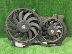 Диффузор радиатора охлаждения Audi A6