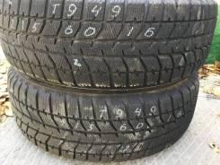 Bridgestone Blizzak WS-70. зимние, без шипов, 2012 год, б/у, износ 20%