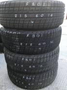 Bridgestone Blizzak Revo1. зимние, без шипов, 2007 год, б/у, износ 30%