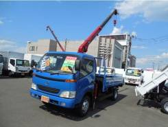 Toyota ToyoAce. Продам Toyota Toyoace KK-XZU411 бортовой с манипулятором!, 4 600куб. см., 4x2. Под заказ