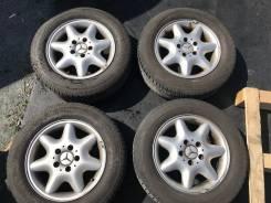 "Комплект колес Mercedes R15 5x112 195/65R15. 6.0x15"" 5x112.00 ET31"