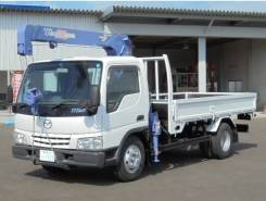 Mazda Titan. Продам KK-WH63H бортовой с манипулятором!, 4 600куб. см., 4x2. Под заказ