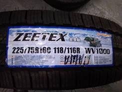 Zeetex WV1000. зимние, без шипов, 2017 год, новый