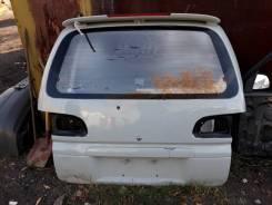 Дверь задняя Mitsubishi Delica PD6W, PD8W, PE6W, PE8W.