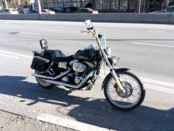 Harley-Davidson Dyna Wide Glide, 2001