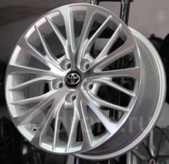 Новые диски R18 5/114,3 Toyota Kamry V70 2018г.