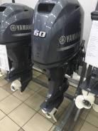 Лодочный мотор Yamaha F60FETL в наличии в Томске.