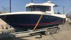 Отличный катер Beneteau Barracuda 9