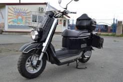 Yamaha VOX 50 EFI (литьё, 4-х.тактный, инжектор) + видео