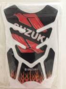 Наклейка на бак Suzuki (18005)