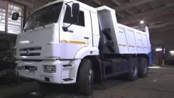 КамАЗ 65115, 2016