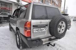 Фаркоп Bosal на Nissan Patrol С 1998- 2009 Г.