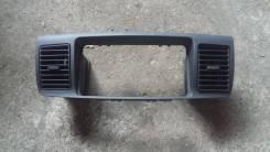 Консоль панели приборов. Toyota Corolla Fielder, NZE121, NZE124, ZZE122, NZE121G, NZE124G, ZZE122G