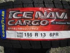 Goodyear Ice Navi Cargo. Зимние, без шипов, 2016 год, новые