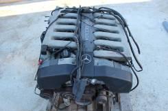 Двс M120.980 на Mercedes S600 CL600 W140
