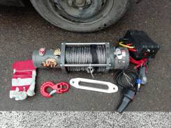 Лебедка на кевларе фирменная protop 12500lb 12000lb electric winch