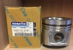 Поршни KOMATSU 6D95/S6D95/S6D95L ALFIN STD ORIGINAL