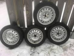"""Зимние колеса от короллы. x16"""" 5x114.30"""