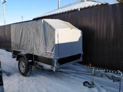 """Прицеп для снегоходов и квадроциклов """"Атлет"""""""