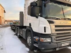 Scania P420. Продам сидельный тягач, 30 000кг., 6x4