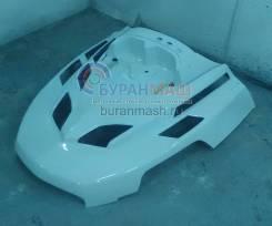Капот для снегохода Lynx Yeti
