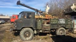 ГАЗ 66. Продам буровая машина БМ-302