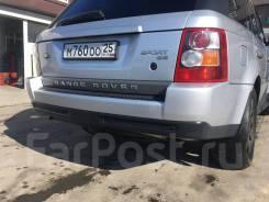 Бампер. Land Rover Range Rover Sport