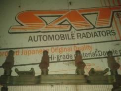 Топливная рейка с форсунками от Nissan Sunny FB15 двигатель QG15.