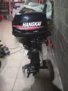 Лодочный мотор Hangkai Ханкай 5 2тактный